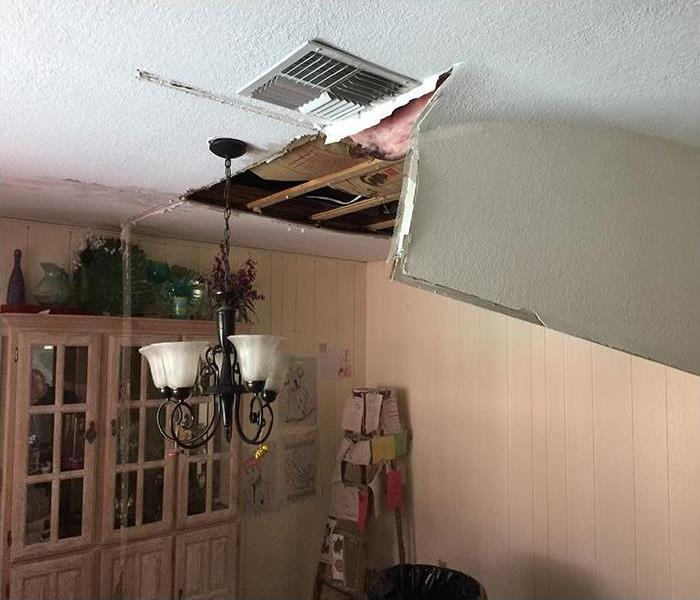 Cocoa Beach House Fire Restoration And Remodeling Before