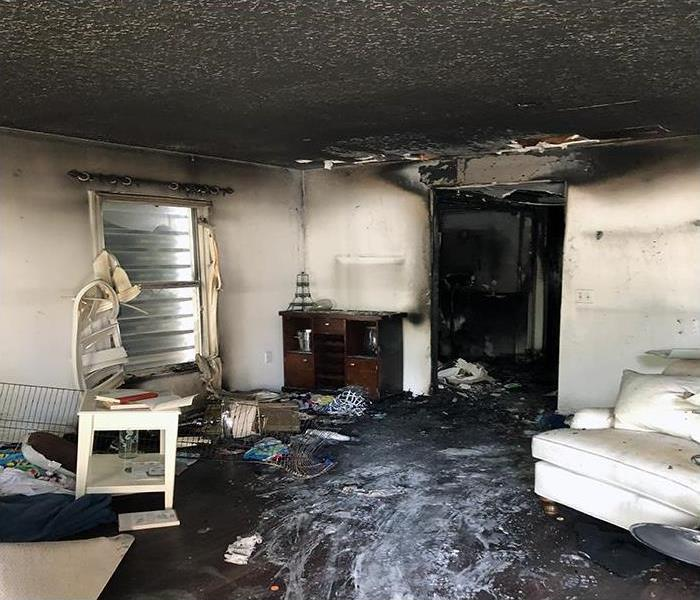 Melbourne Fire Damage Cleanup