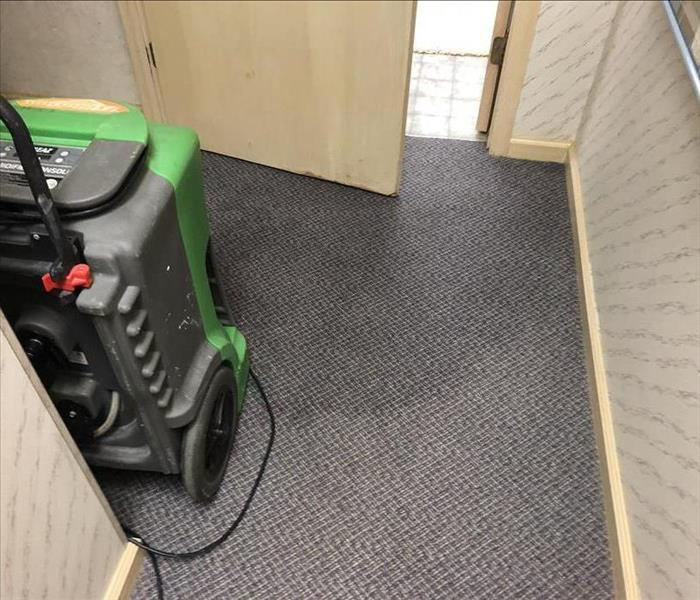 Water Damage SERVPRO Uses State-of-The-Art Equipment to Restore Merritt Island Properties