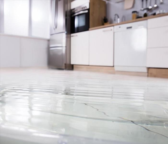 Water Damage Cocoa Residents Can Stay Stress-Free After a Water Damage Incident