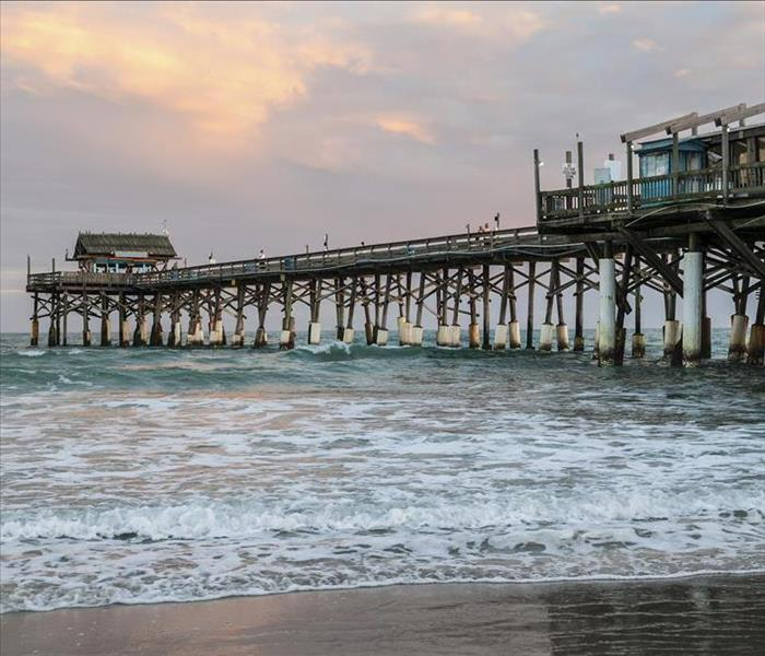 Commercial Eliminating Commercial Water Damage In Cocoa Beach