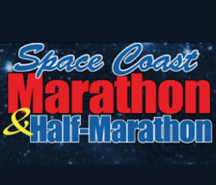 logo space coast marathon