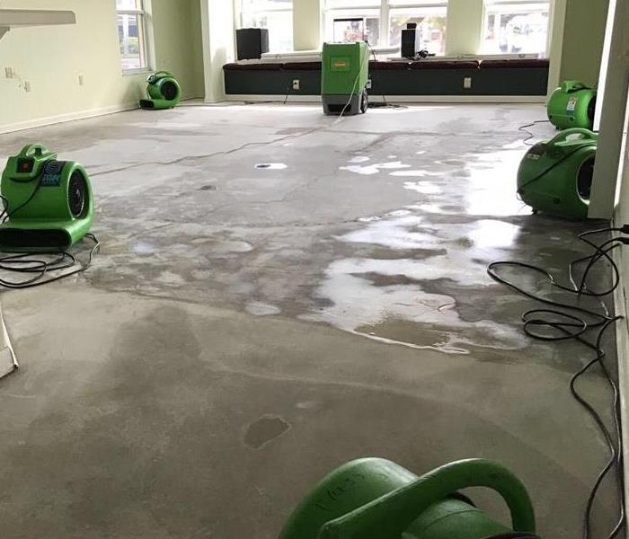 Why SERVPRO Don't Drown With The Effects Of Water Damage, Rely On SERVPRO To Be Your Lifesaver