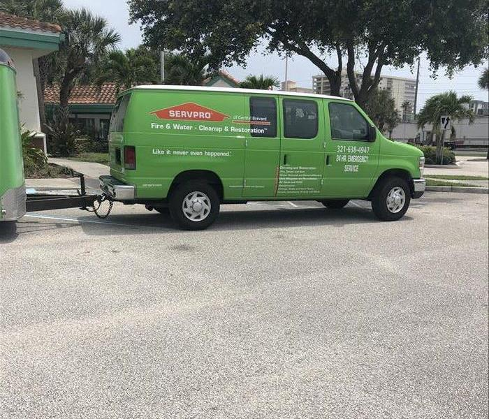 Why SERVPRO Rocket Science for Restoring Flood Damage to Your Cape Canaveral Home