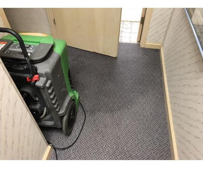 Water Damage SERVPRO Helps Flush Away Your Troubles After Water Water Damage Merritt Island