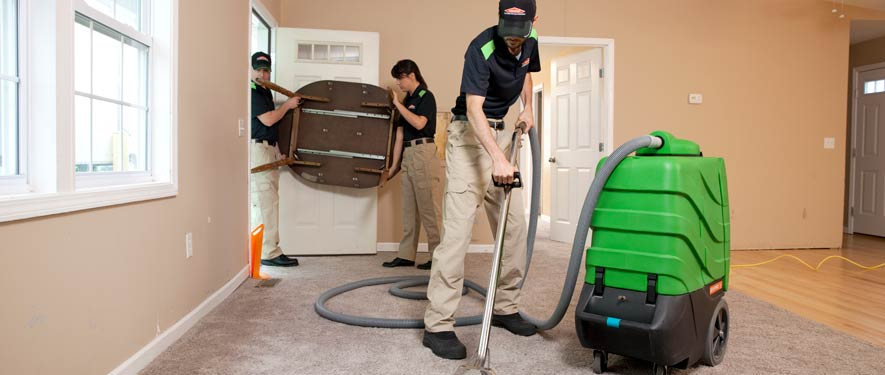 Cocoa, FL residential restoration cleaning